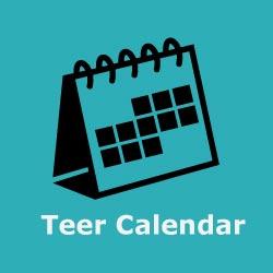 Teer Calendar